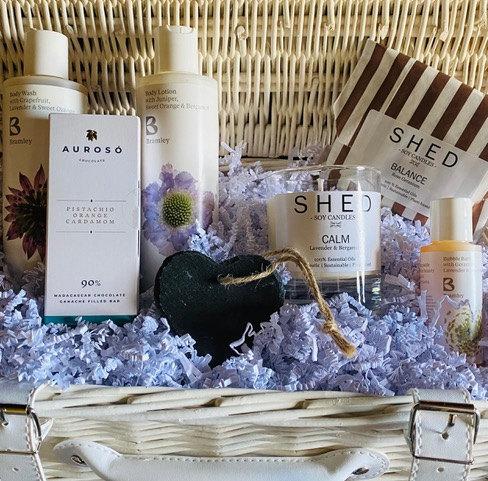 mother's day hampers and gift bags