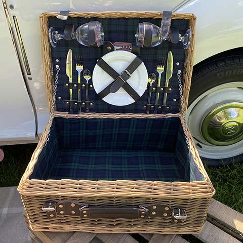 oxfordshire picnic hamper